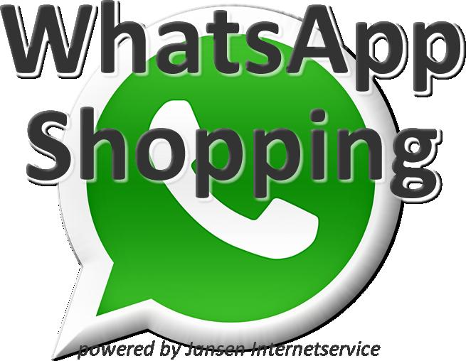 Button WhatsApp Shopping